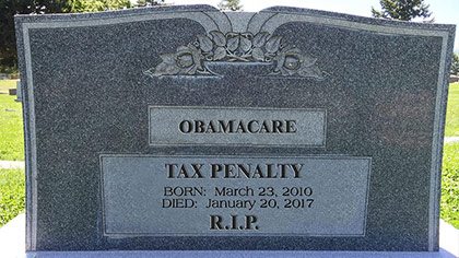Is the Obamacare Tax Penalty Dead?
